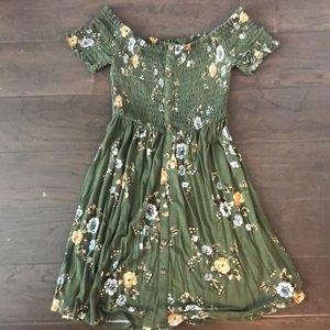FLORAL DRESS ♥️
